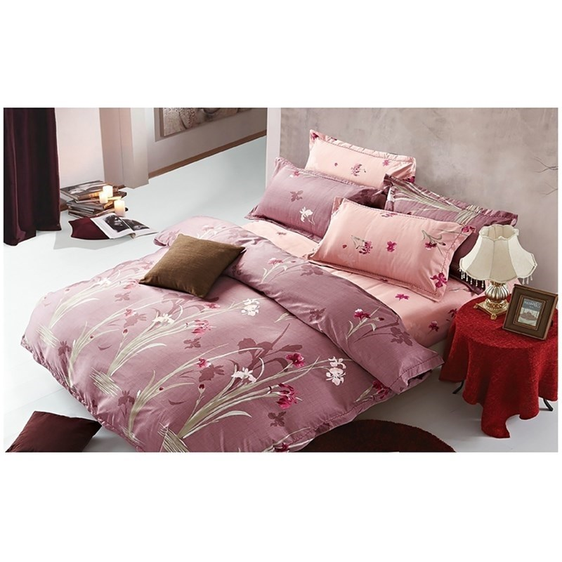 [Available with 10.11] linens euro rose garden