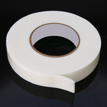 1pcs 5M Double Side Tape High Quality Super Strong Sided Mounting Tape Sticky Foam Self Adhesive Pad 5m super strong double side mounting tape sticky foam self adhesive pad