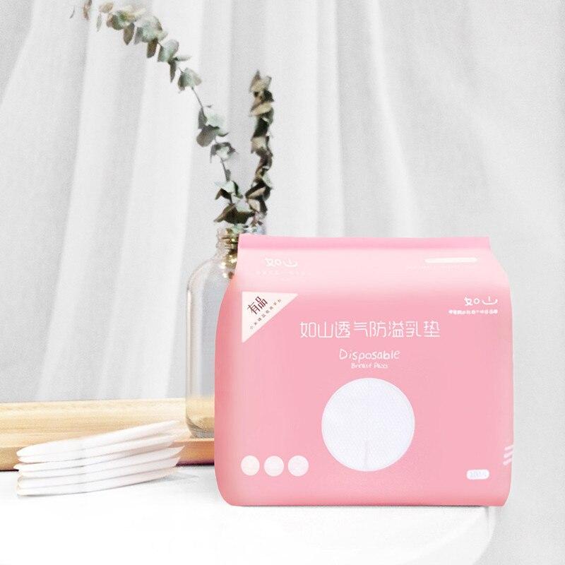 Almofadas de Higiene Galactorréia Amamentação 2mm Fina Descartável