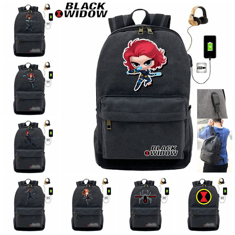 laptop bag Student backpack 3D embossed backpack with hat Halloween gift