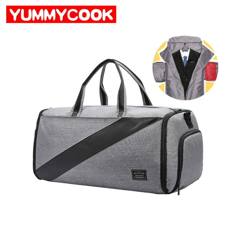 Travel Clothes Storage Bag Suit Cover Garment Coat Case Multifunction Men Casual Shoes Cosmetic Handbag Organizer