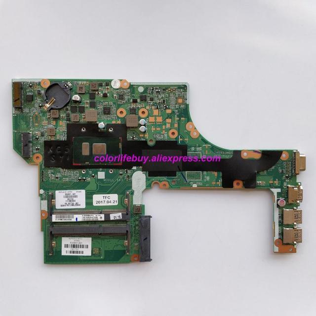 حقيقي 830931 601 830931 001 واط I5 6200U وحدة المعالجة المركزية DA0X63MB6H1 REV: H لوحة رئيسية لأجهزة HP الكمبيوتر المحمول ProBook 450 G3 سلسلة الكمبيوتر المحمول