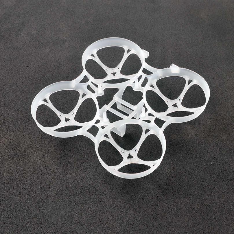 JMT Mobula7 V3 cadre 75mm 2s Bwhoop cadre mise à niveau pièce de rechange pour Mobula 7 FPV Racer Drone quadrirotor