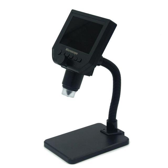 600X Magnification 3.6MP USB Digital Electronic Microscope Precision Repair Portable 8 LED VGA Industry Microscope