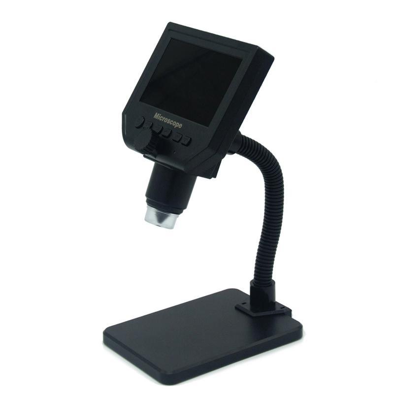 600x Vergrößerung 3.6mp Usb Digitale Elektronische Mikroskop Präzision Reparatur Tragbare 8 Led Vga Industrie Mikroskop