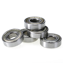 5 Pieces/lot 6001ZZ Ball Bearing Miniature Double Shielded Deep Groove Radial Ball Bearings 12mm * 28mm * 8mm стоимость
