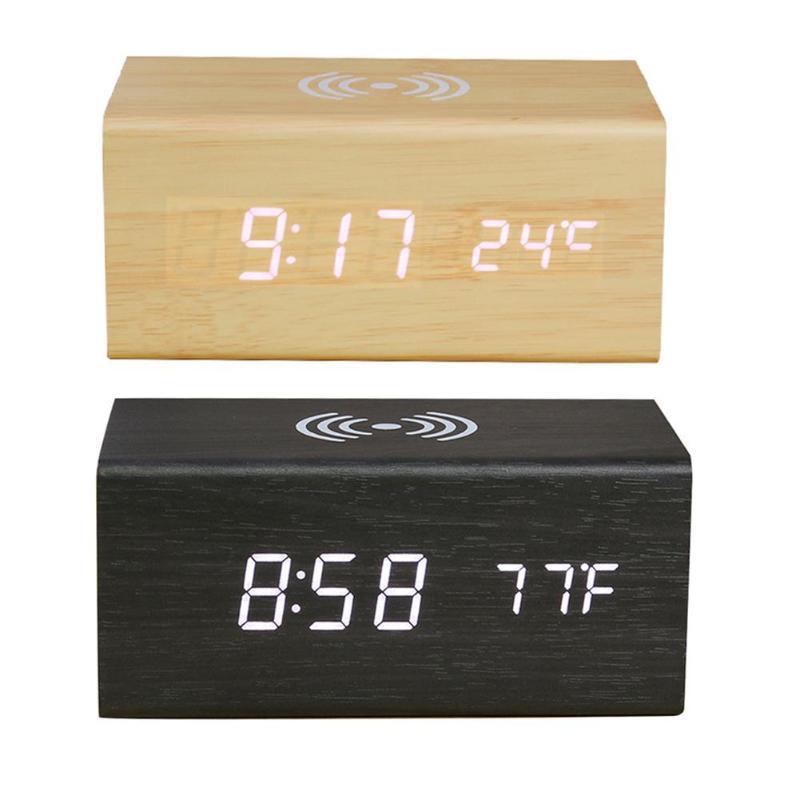 Alloyseed Multifunctional Bluetooth Speaker LED Alarm Clock Despertador Thermometer I2C, SPI and UART interfaceAlloyseed Multifunctional Bluetooth Speaker LED Alarm Clock Despertador Thermometer I2C, SPI and UART interface