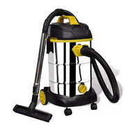 Vidaxl Stainless Steel Vacuum Cleaner Water And Dust 1800W Low Noise Powerful And Very Useful Vacuum Cleaner 50360