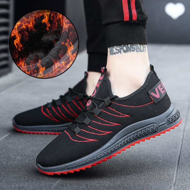 Fooraabo Shoes Men Sneakers 2018 Summer Autumn Trainers Ultra Boosts Baskets Breathable Casual Shoes Men Sapato Masculino