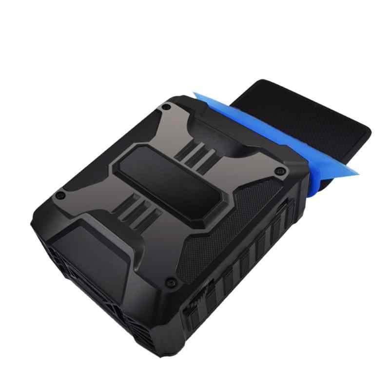Hot Mát Máy Tính Xách Tay Xả Bộ Vi Xử Lý Quạt làm mát USB Làm Mát Không Khí Tản Nhiệt Tản Nhiệt Extractor CPU Cooler đối với Máy Tính Xách Tay Máy Tính Xách Tay Tiện Ích