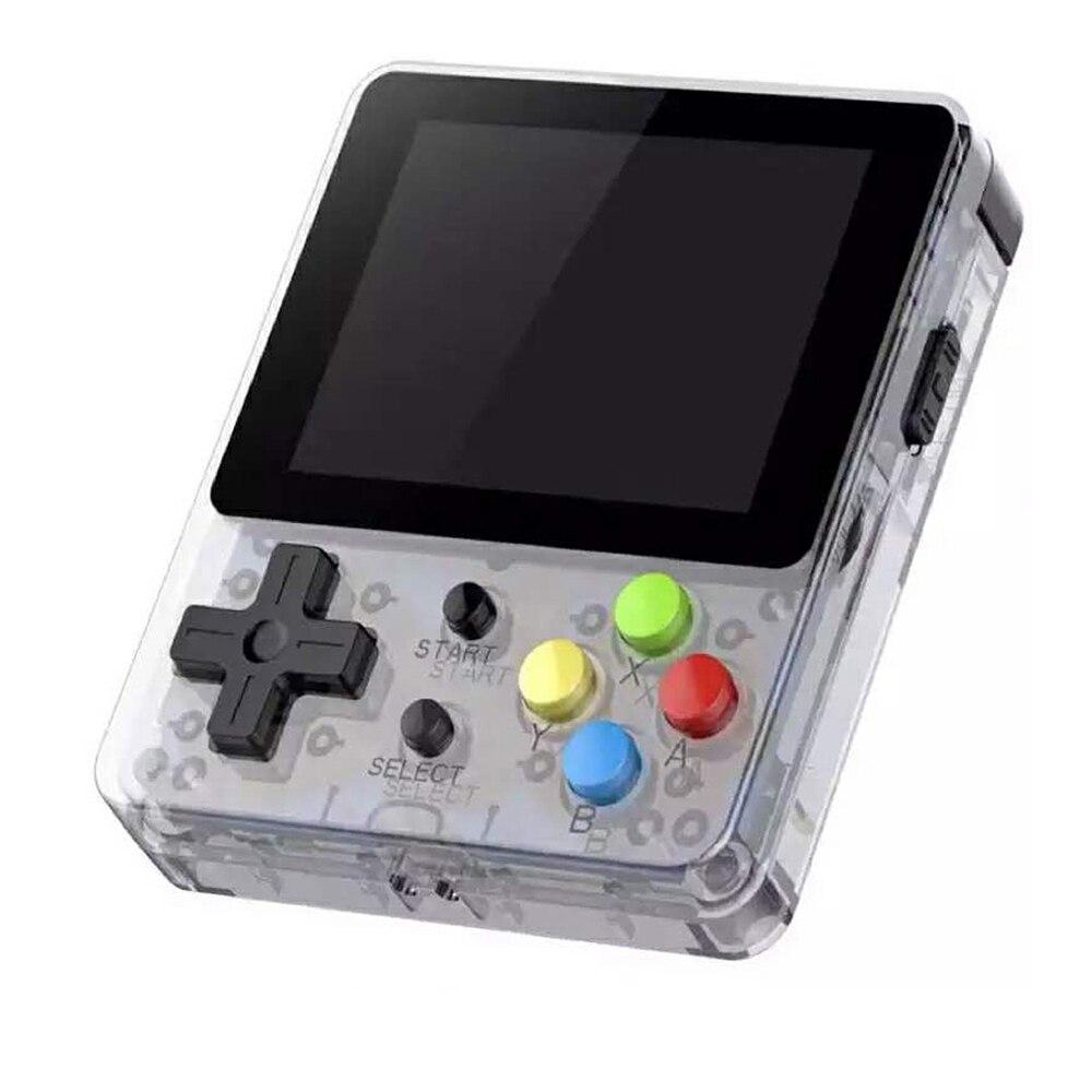 Console de jeu Mini jeu portable LDK 2.6 pouces écran nostalgique enfants rétro jeu Mini famille TV Consoles vidéo lecteur