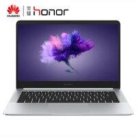 HUAWEI honor MagicBook Volta W60E глобальная Версия 14 дюймов i7 8550U двойной графика ГБ 8 ГБ 512 Ноутбук игровой ноутбук WorkLaptop
