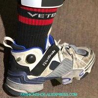 Состаренные мужские кроссовки для подиума Спортивная обувь Мужская дышащая толстая платформа повседневные криперы на плоской подошве tenis