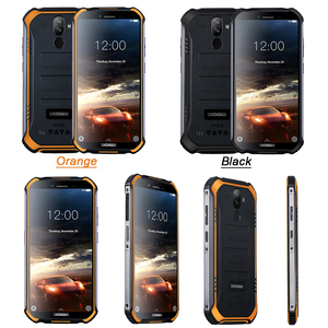 "Image 3 - DOOGEE S40 lite NFC cellphone rugged shockproof mobile cell phone android 9.0 4G smartphone 5.5"" MTK6739 Quad Core phones"
