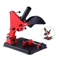 Angle Grinder Support Grinder Holder Stand Electric Woodworking Tools Cutting Machine Power Tool For 100 125 Angle Grinder