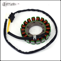 Free Shipping Motorcycle Magneto Engine Stator Generator Charging Coil Copper Wires For XV535 VIRAGO 535 1987 2000