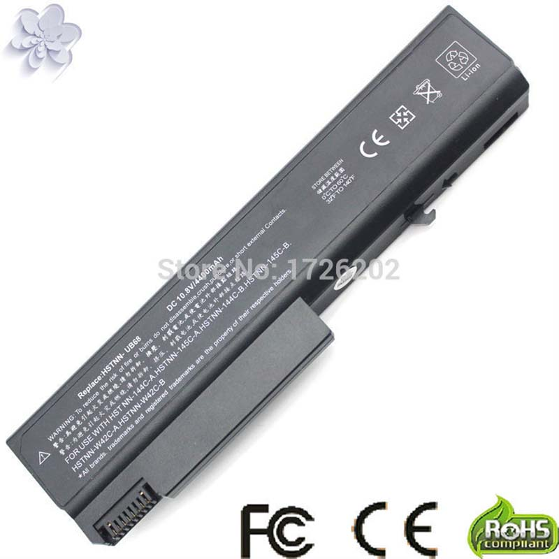 TD06 Laptop Battery for HP 6930P 8440P 8440W 6530B 6535B 6735B 6730B HSTNN-IB69 6500B 6440B 6550B 6445B 6450B 6540B