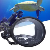 2019 Full Face Snorkeling Masks Panoramic View Anti fog Anti Leak Swimming Snorkel Scuba Underwater Diving Mask