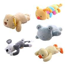 Hanging Removable Baby Pacifier Newborn Infants Plush Animals Doll Nipple Soother Toys Teether Toy Pregnant Nipple Accessories(China)