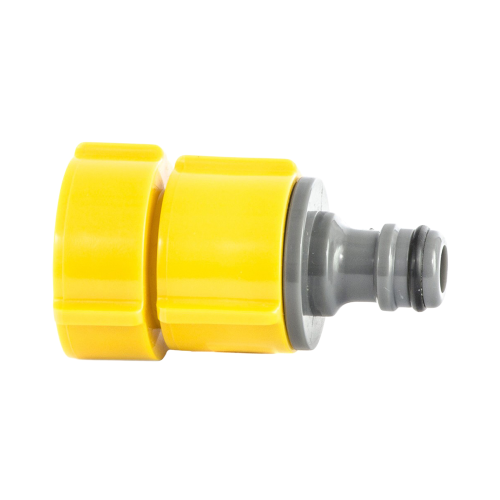цена на Garden Water Connectors PALISAD 66470 Plastic adapter
