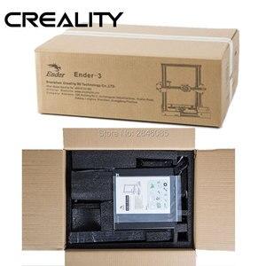 Image 5 - CREALITY 3D Drucker Ender 3/Ender 3X Verbesserte Gehärtetem Glas Optional,V slot Lebenslauf Stromausfall Druck KIT Brutstätte