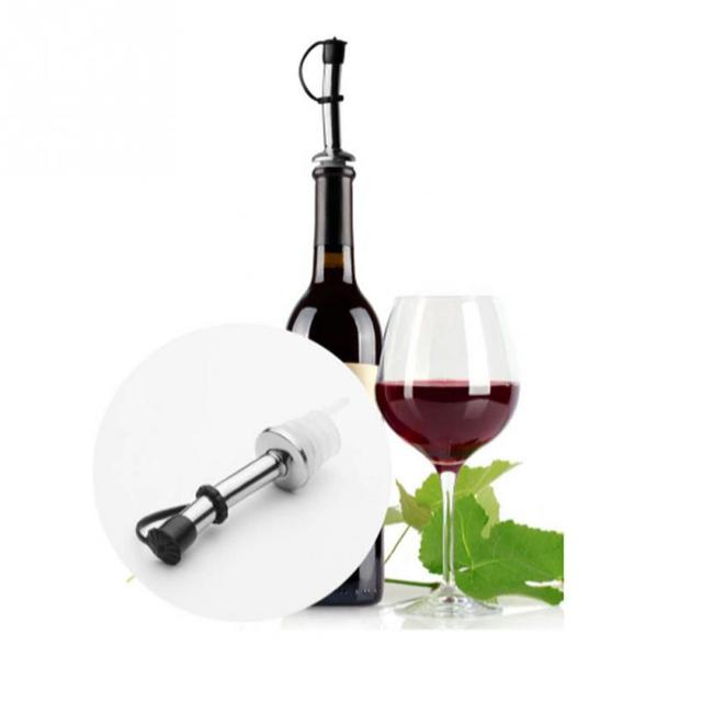 Stainless Steel Wine Cork Pourer