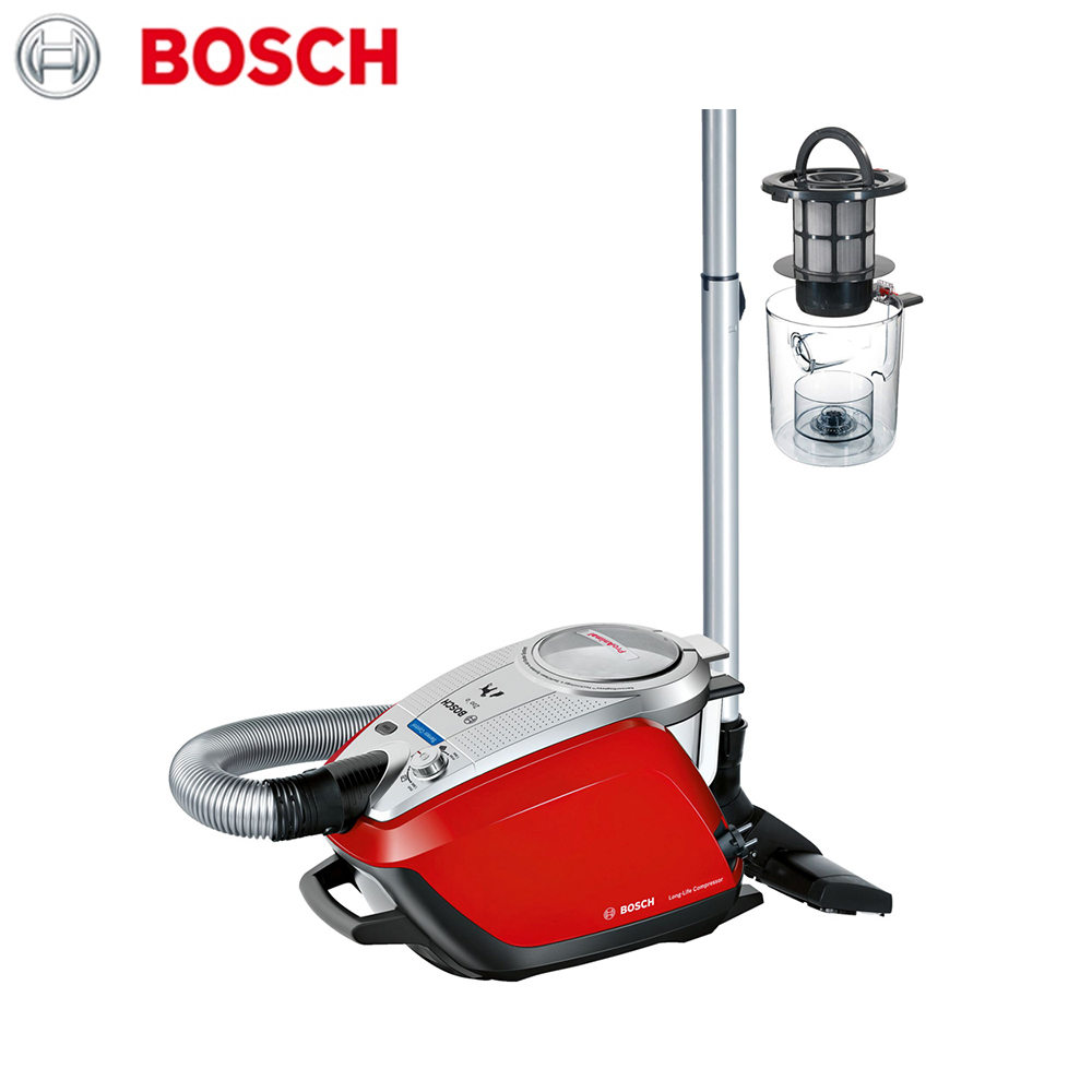 Vacuum Cleaners Bosch BGS5ZOORU for the house to collect dust cleaning appliances household