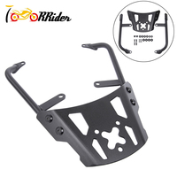 Motorcycle 2012 Versys 650 CNC Rear Luggage Bracket Board Tail Rack Top Box Case for KAWASAKI Versys 650 Versys650 20102014