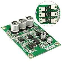 DYKB 500W PWM бесщеточный контроллер двигателя, ратуша, двигатель постоянного тока, балансирующая Автомобильная балансная BLDC плата управления водителем автомобиля 12V 24V 36V