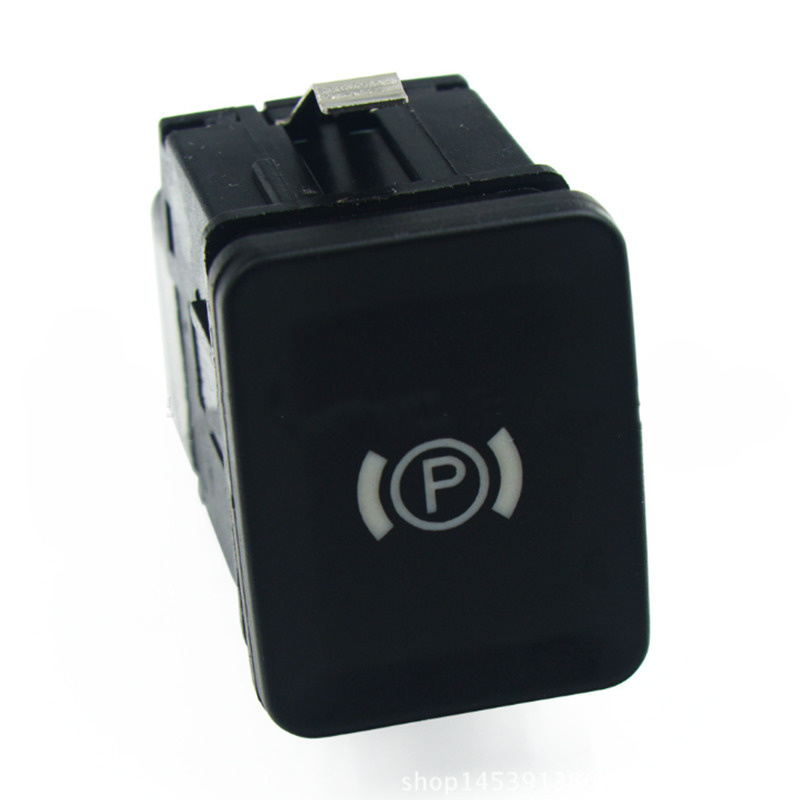 Car Parking Switch EPB Electronic Handbrake Parking Brake Button Switch Replacement For VW <font><b>Volkswagen</b></font> Passat B6 C6 <font><b>CC</b></font> 3C0927225C image