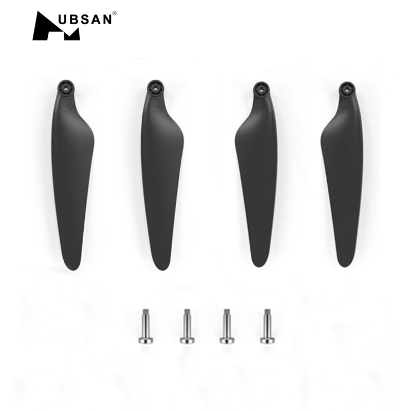 RC Drone Blade Propellers /& Protective Covers Set for Hubsan Zino H117S Kits