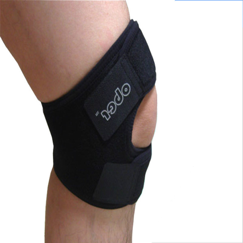 new Knee Pain Brace Support Patellar Knee Orthosis Pads Health Care Loose Prevent Sprained Orthopedic Walker Posture Corrector