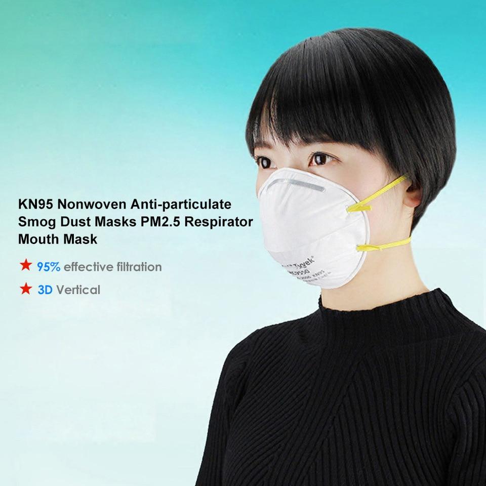 respiratore pieghevole kn95