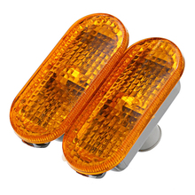 Mayitr 1Pair Amber Side Marker Light Yellow Car Turn Signal Lights For V-W G-olf J-etta MK4 P-assat B5/B5.5 No Bulb j w kalliwoda string quartet no 2 op 62