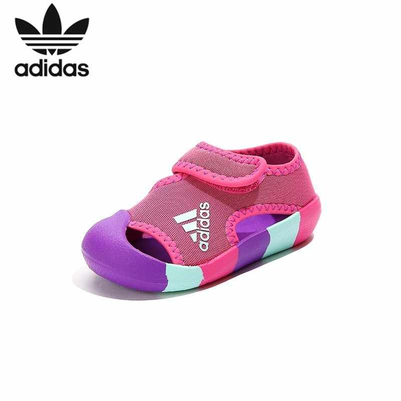 65c1245a14f Adidas Altaventure I Original Kids Summer Running Shoes Children ...