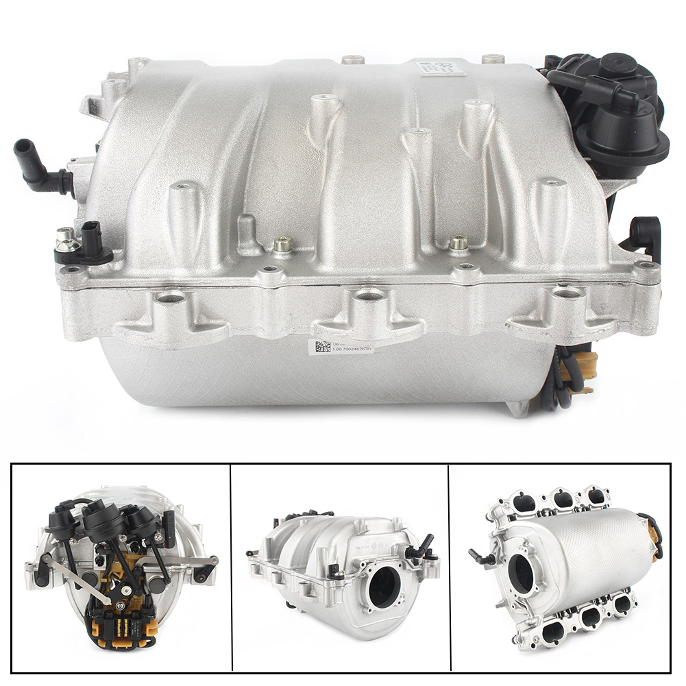 Для Mercedes Benz впускной коллектор двигателя сборки C 230 250 280 300 350 CLC230 CLK350 E280 E350 GLK350 ML300 ML350 et 2721402401