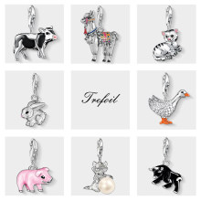 94f24f0c22 Popular 925 Sterling Silver Cow-Buy Cheap 925 Sterling Silver Cow ...