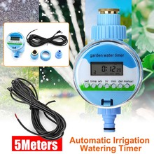 Automatic Drip Irrigation Kit Self Watering System Sprinkler Controller