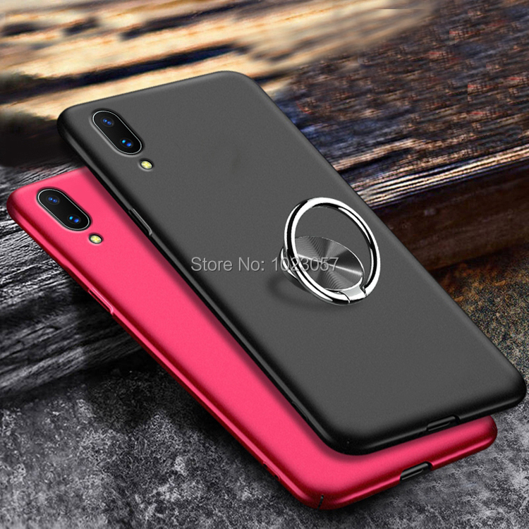 360 Degree Ring Finger Holder Car Magnet Phone Case On For Xiaomi <font><b>Mi</b></font> <font><b>9</b></font> <font><b>Mi</b></font> <font><b>9</b></font> <font><b>SE</b></font> <font><b>Global</b></font> Version Stand Case Xiaomi <font><b>Mi</b></font> <font><b>9</b></font> <font><b>SE</b></font> Coque image