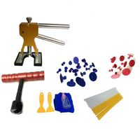 44pcs Paintless Dent Removal Tools for Car Body Repair Tool Dent Repair with Dent Lifter Glue Sticks T bar