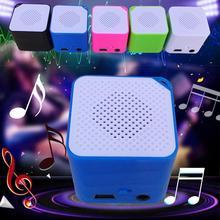 Портативный мини MP3 музыкальный плеер Поддержка 16G TF карта динамик MP3 музыкальный плеер встроенный динамик#2