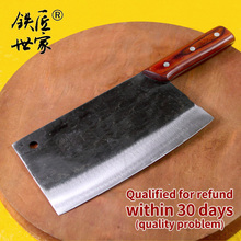 kitchen knives  8 inch Sharp Cleaver Slicing handmade Knives Chef Cooking Knife meat knife кухонные ножи