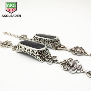Image 2 - Dla Xiao mi mi 3 mi 4 zespół metalowy kryształowy diament bransoletka z paskiem na rękę zespół dla Xiao mi mi zespół 4 3 od zegarków damska bransoletka do zegarka