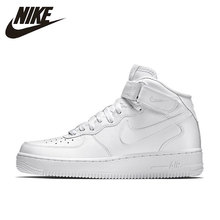 Nike Original New Arrival Official Air Force1 AF1 Breathable Men's Skateboarding Shoes Outdoor Comfortable Sneakers #315123 original new arrival authentic nike tennis classic women s hard wearing skateboarding shoes sports sneakers comfortable