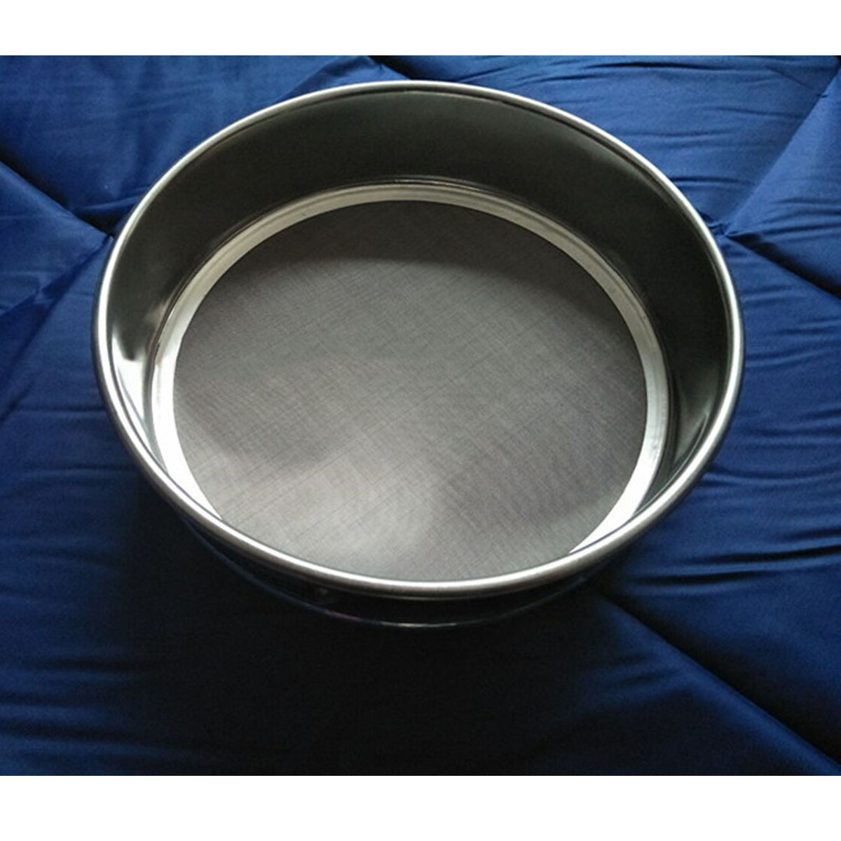 4-100 Mesh 4.75-0.15mm Dia 20cm Aperture Lab Standard Test Sieve Industrial Laboratory 304 Stainless Steel Test Sieve Tool Part