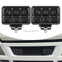 1PC 60W 54x6inch Waterproof Durable 6D PC Lens Super Light LED Work Light for SUV, ATV, UTV, 4 x 4, Sand rails, Cars, Truck