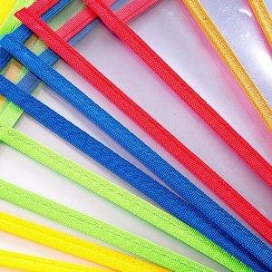 Image 2 - 30 разноцветных сухих стирающихся карманов, большие 10X13 карманов, идеально подходит для организации в классе, многоразовые карманы для стирания