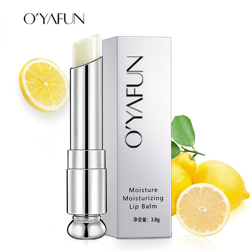 Natural Aloe Honey Moisturizing Lip Balm Colorless Refine Repair Lip Wrinkles For Woman Winter Lip Care Baby Lips Chapstick