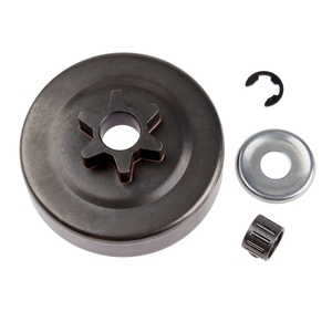 Image 2 - 3/8 6T Clutch Drum Sprocket Washer E Clip Kit For Stihl Chainsaw 017 018 021 023 025 Ms170 Ms180 Ms210 Ms230 Ms250 1123