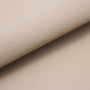 Image 4 - 자동차 스티어링 휠 도어 핸들 팔걸이 대시 보드 패널 시트 핸들 전체 조각 마이크로 화이버 가죽 보호 커버 1.38*0.5M